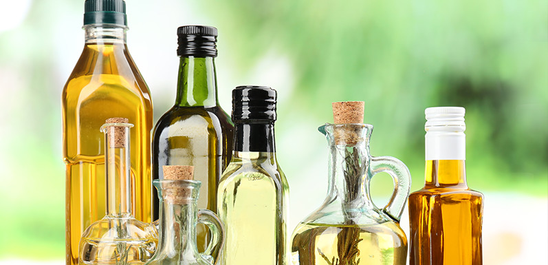 Aunt Patty's Favorite Cooking Oils