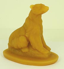 Molding Figures with Latex Molds
