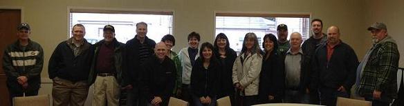 GloryBee Management Tours The Eugene Mission