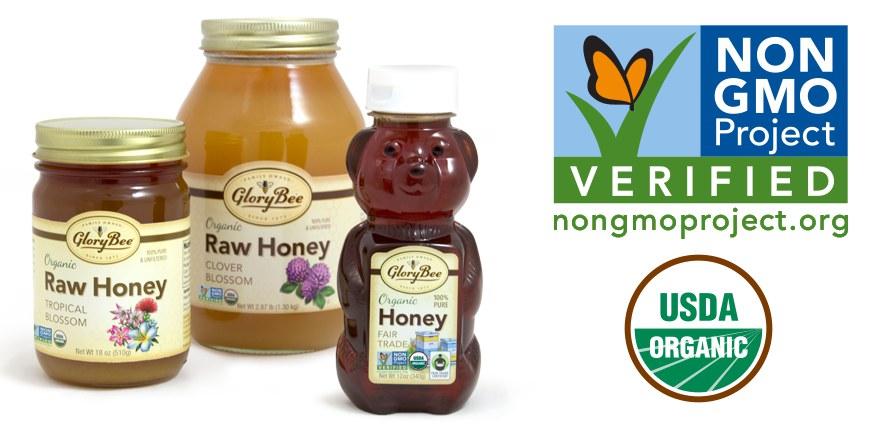 Honey Processor Receives Non-GMO Verification
