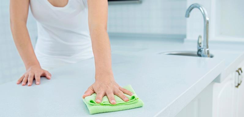 Gentle Cleaning Scrub