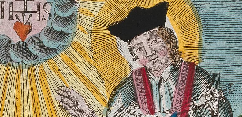 Saint Valentine- Patron Saint of Beekeepers and Lovers