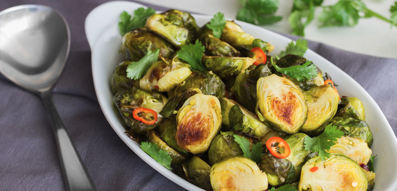 Thai Brussels Sprouts