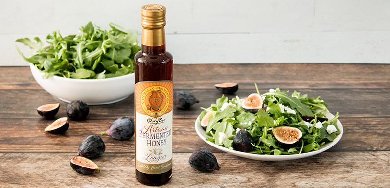 Artisan Fermented Honey Vinaigrette