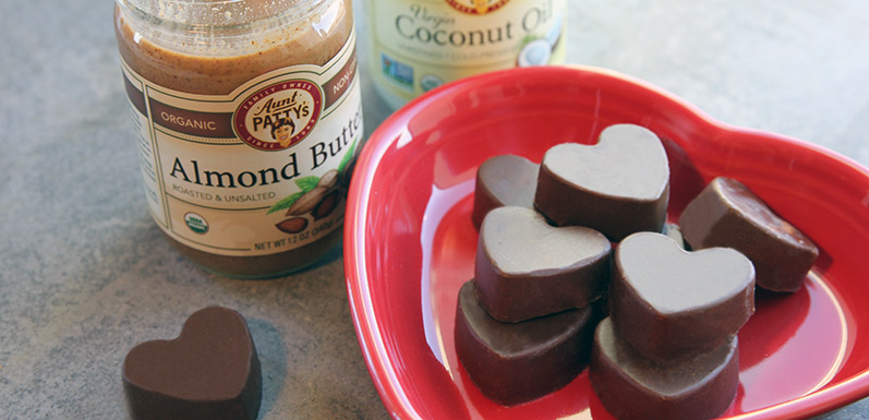 Fudgy Fat Bombs for Fat Tuesday