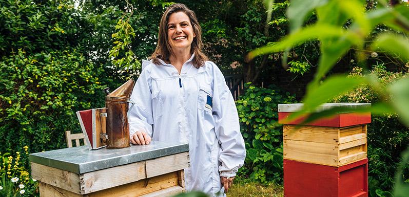 Celebrating Women Beekeepers