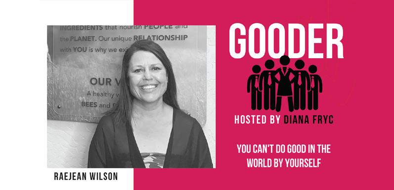 RaeJean Wilson interviewed on Gooder Podcast